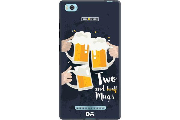 Beer 2.5 Mugs Clink Case For Xiaomi Mi 4i