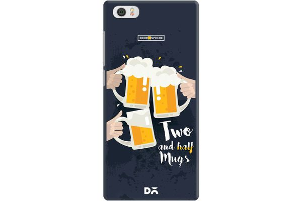 Beer 2.5 Mugs Clink Case For Xiaomi Mi5