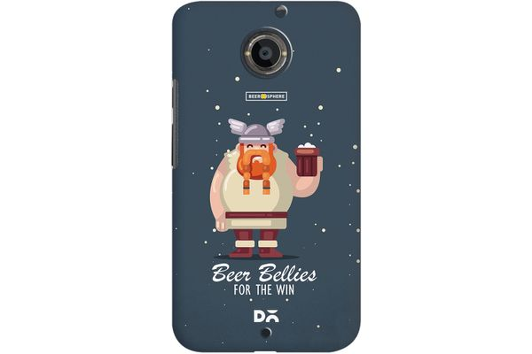 Beer Bellies FTW Case For Motorola Moto X2