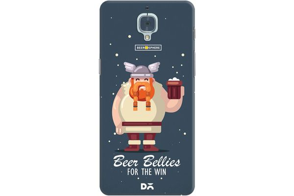Beer Bellies FTW Case For OnePlus 3
