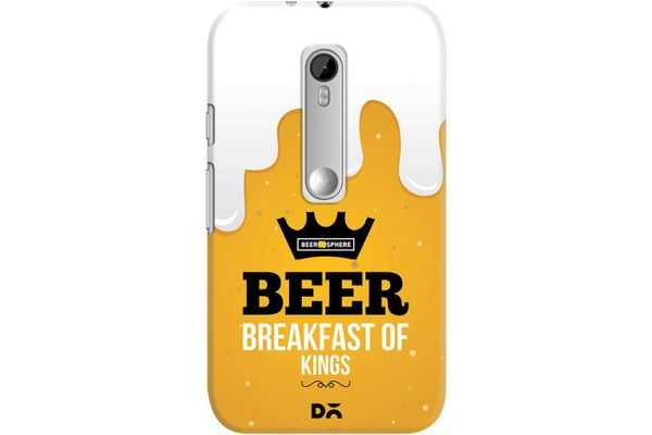 Beer BoK Case For Motorola Moto G3