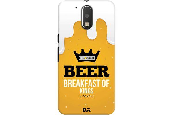 Beer BoK Case For Motorola Moto G4/Moto G4 Plus