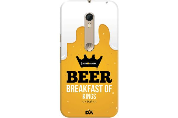 Beer BoK Case For Motorola Moto X Style