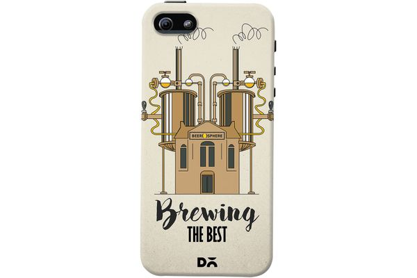 Beer Brewing The Best Case For iPhone 5/5S