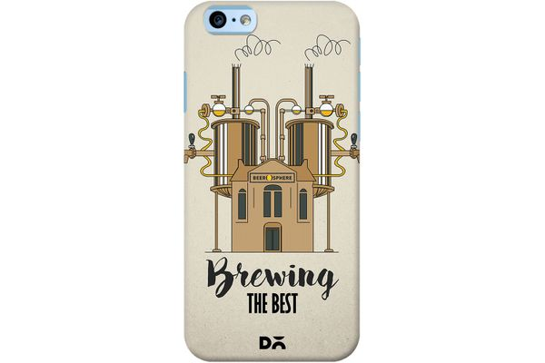 Beer Brewing The Best Case For iPhone 6