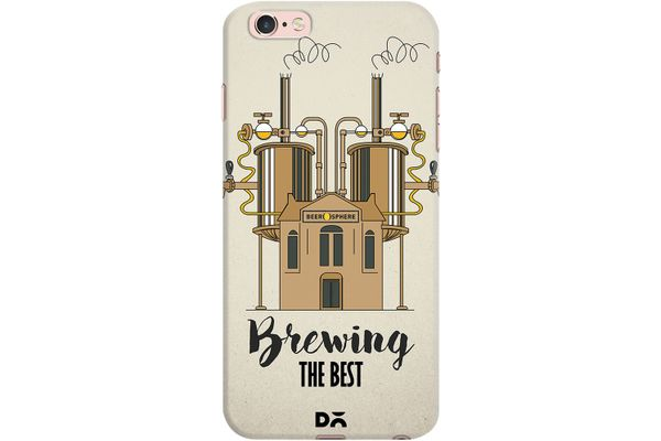 Beer Brewing The Best Case For iPhone 6S Plus