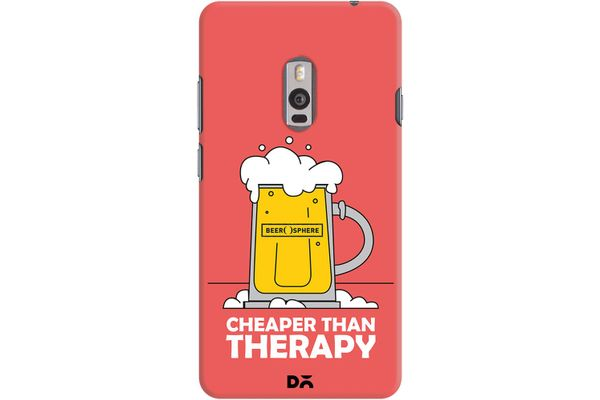 Beer Cheap Therapy Case For OnePlus 2