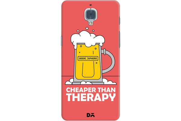 Beer Cheap Therapy Case For OnePlus 3