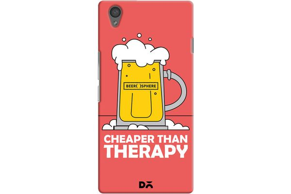 Beer Cheap Therapy Case For OnePlus X