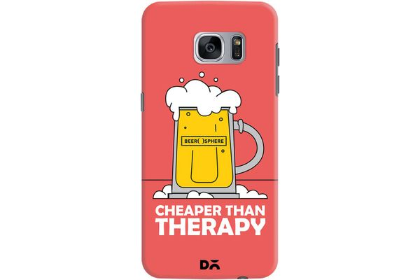 Beer Cheap Therapy Case For Samsung Galaxy S7