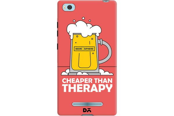 Beer Cheap Therapy Case For Xiaomi Mi 4i