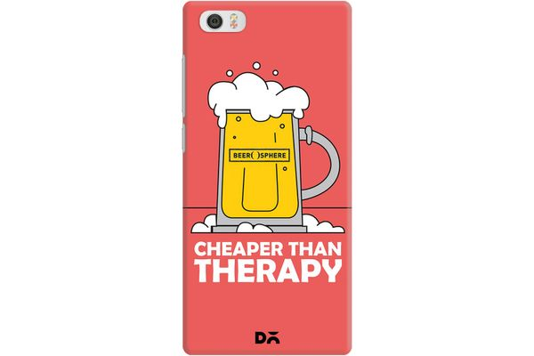 Beer Cheap Therapy Case For Xiaomi Mi5