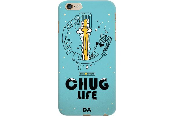 Beer Chug Life Case For iPhone 6 Plus