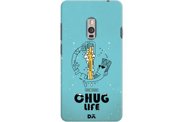 Beer Chug Life Case For OnePlus 2