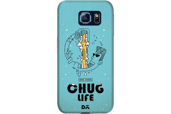 Beer Chug Life Case For Samsung Galaxy S6