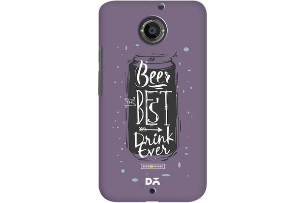 Beer Da Best Case For Motorola Moto X2