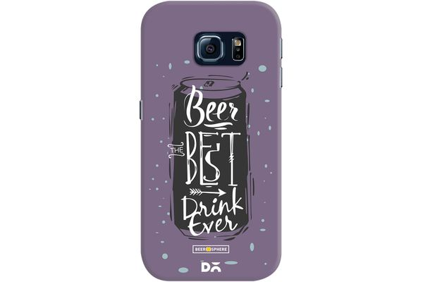 Beer Da Best Case For Samsung Galaxy S6 Edge
