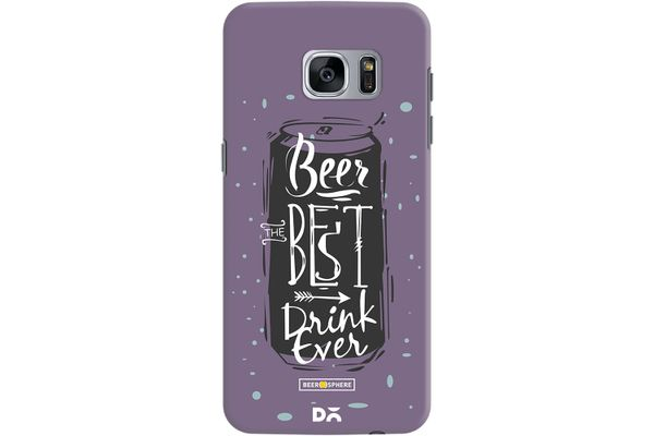 Beer Da Best Case For Samsung Galaxy S7 Edge