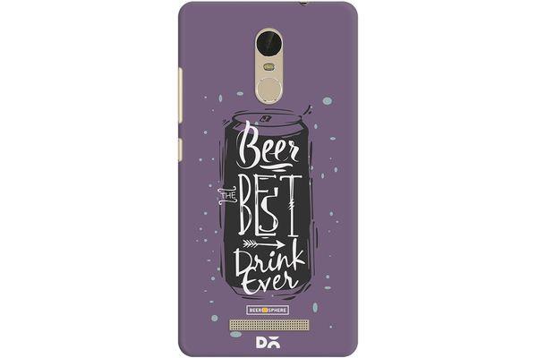 Beer Da Best Case For Xiaomi Redmi Note 3