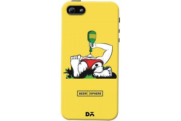 Beer Garden Case For iPhone 5/5S