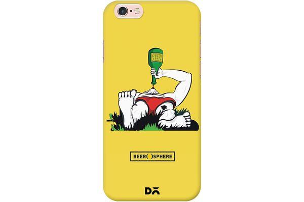 Beer Garden Case For iPhone 6S