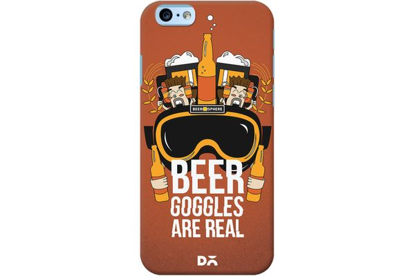 Beer Goggles Real Case For iPhone 6