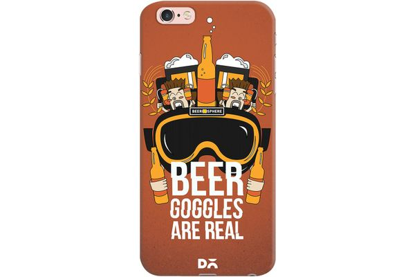 Beer Goggles Real Case For iPhone 6S Plus