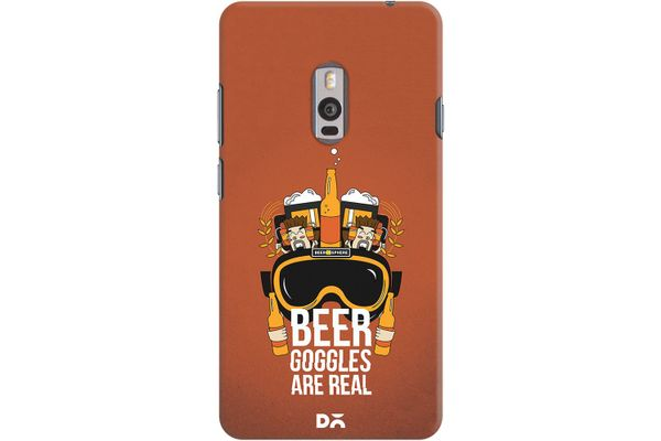 Beer Goggles Real Case For OnePlus 2