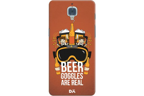 Beer Goggles Real Case For OnePlus 3