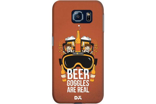Beer Goggles Real Case For Samsung Galaxy S6