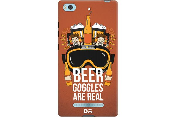 Beer Goggles Real Case For Xiaomi Mi 4i
