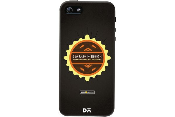 Beer GoT Case For iPhone 5/5S