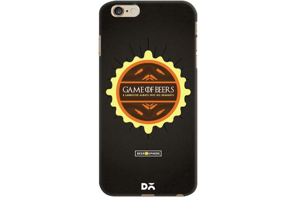 Beer GoT Case For iPhone 6 Plus