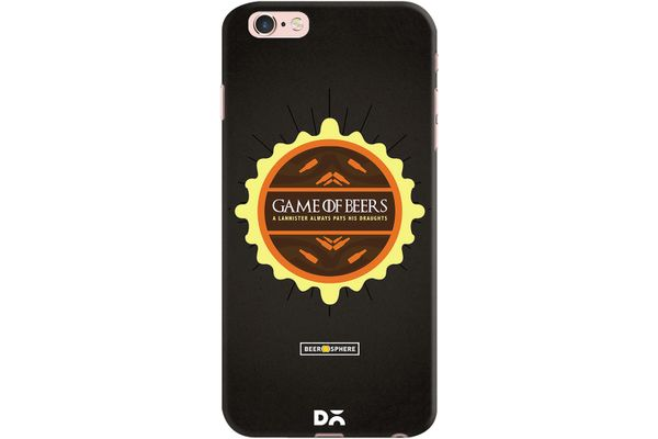 Beer GoT Case For iPhone 6S Plus
