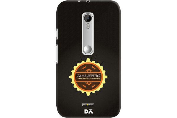 Beer GoT Case For Motorola Moto G3