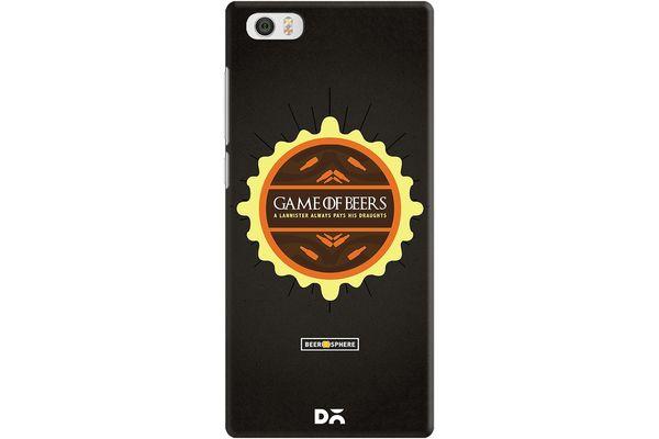 Beer GoT Case For Xiaomi Mi5