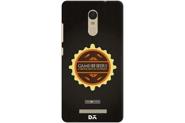 Beer GoT Case For Xiaomi Redmi Note 3