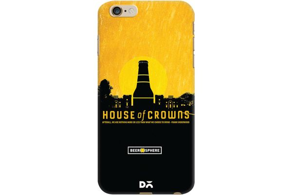 Beer HoC Case For iPhone 6 Plus