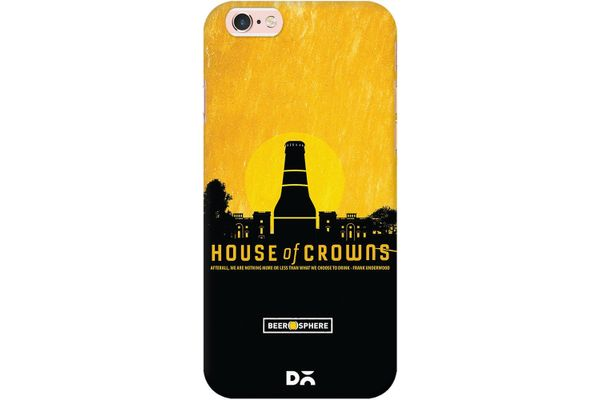 Beer HoC Case For iPhone 6S