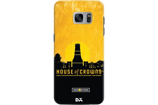 Beer HoC Case For Samsung Galaxy S7 Edge