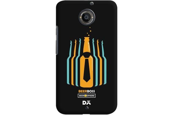 Beer Iz Boss Case For Motorola Moto X2