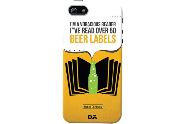 Beer Labels Case For iPhone 5/5S