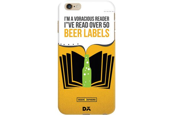Beer Labels Case For iPhone 6 Plus