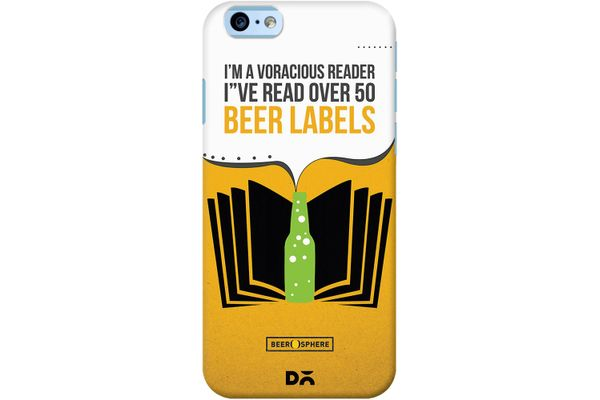Beer Labels Case For iPhone 6