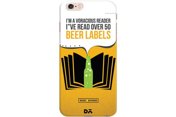 Beer Labels Case For iPhone 6S Plus