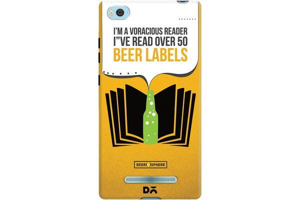 Beer Labels Case For Xiaomi Mi 4i