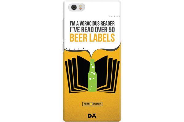 Beer Labels Case For Xiaomi Mi5