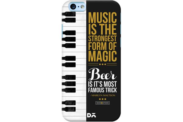 Beer Magic Case For iPhone 6