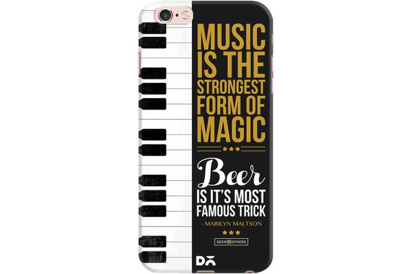 Beer Magic Case For iPhone 6S Plus