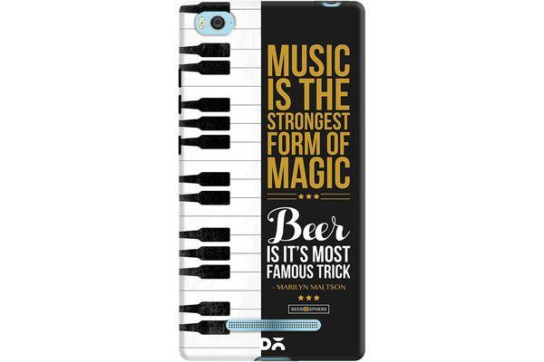 Beer Magic Case For Xiaomi Mi 4i